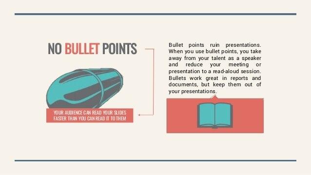 8 bước để ngay lập tức cải thiện bài thuyết trình của bạn