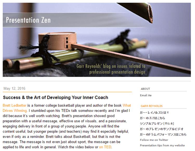 5 blog chuyên sâu về thuyết trình và giao tiếp ý tưởng