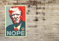 Trump có những bài phát biểu đầy say mê và giàu cảm xúc