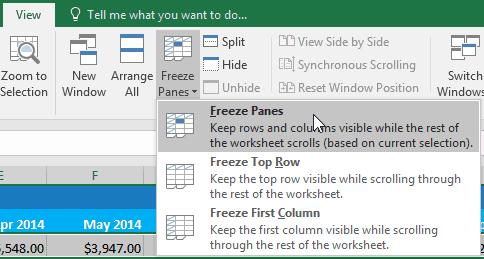 Những tips nhỏ khi làm việc với dữ liệu Excel mà bạn không thể bỏ qua! (Phần 1)