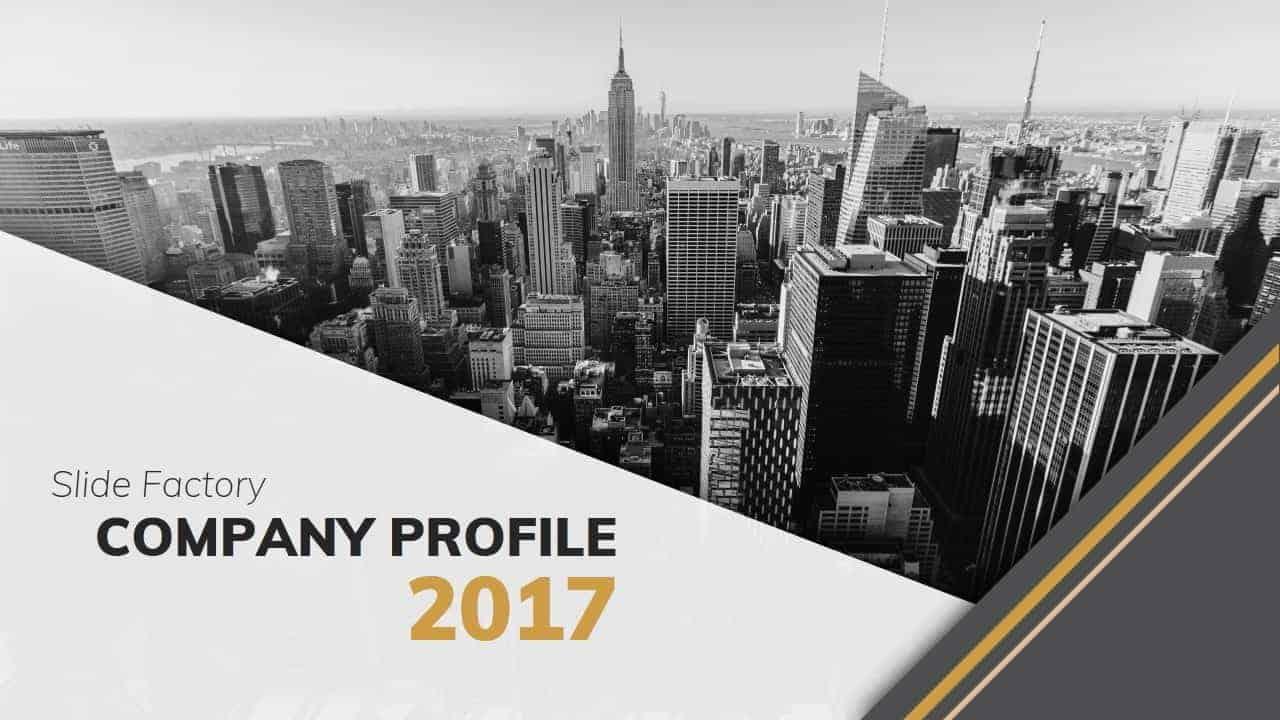 Company Profile Premium