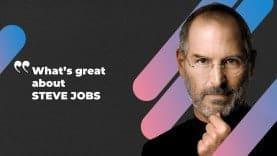 Steve Job's Bio