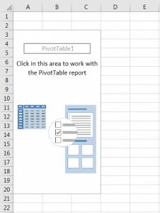 cách dùng pivot table excel