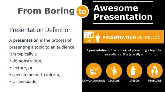 Sáng tạo trên slide với icon cho powerpoint