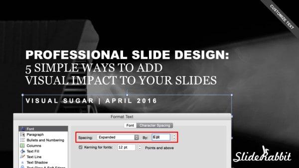 4 cách tạo điểm nhấn cho slide thuyết trình cực đơn giản