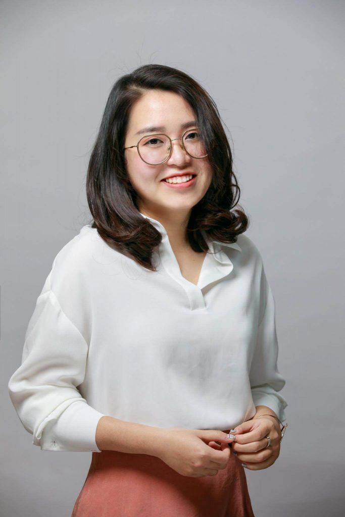 Giảng viên Nguyễn Hà My 2019