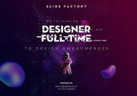 Tuyển dụng designer thiết kế thuyết trình trên PowerPoint - SLIDE FACTORY