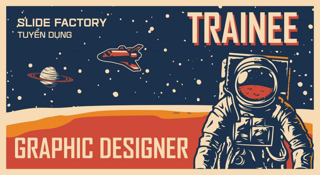 Trainee Graphic Designer 2020 SF