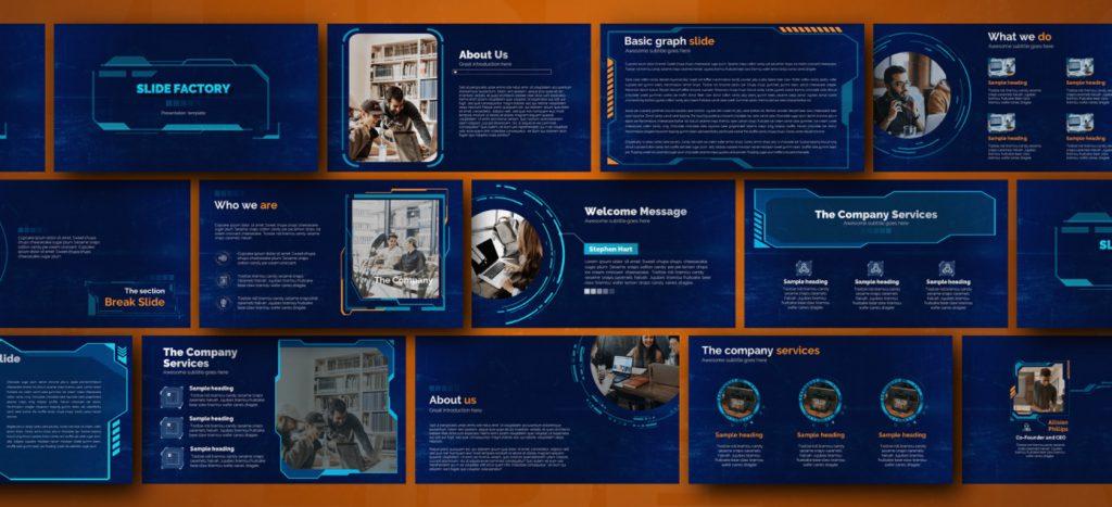 Dịch vụ thiết kế slide PowerPoint tại Slide Factory