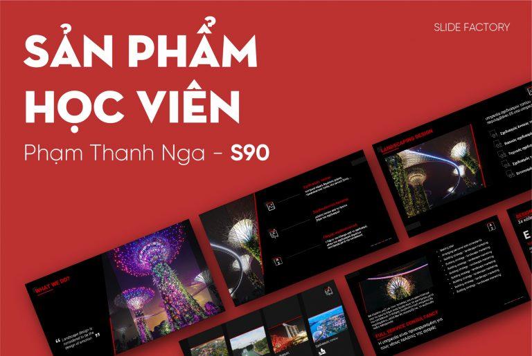 Phạm Thanh Nga – S90