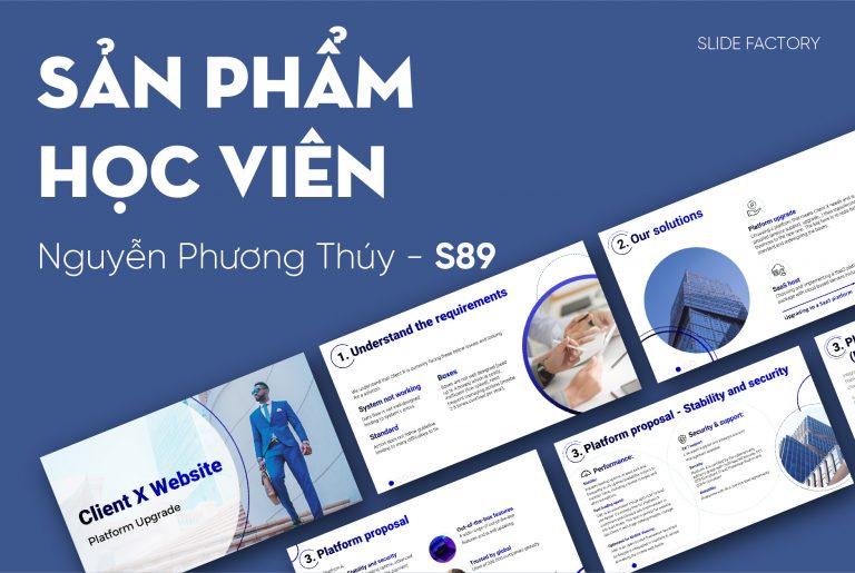 Nguyễn Phương Thuý – S89
