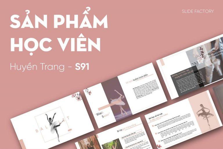 Huyền Trang – S91