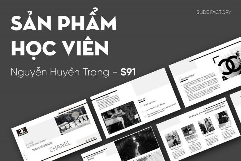 Nguyễn Huyền Trang – S91