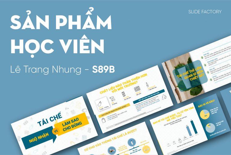 Lê Trang Nhung – S89B