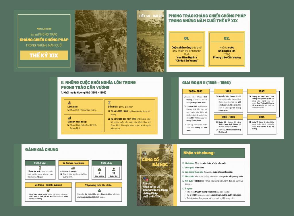 Thiết kế bài giảng trực tuyến bằng Powerpoint – 3 khó khăn thường gặp của giáo viên