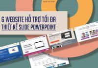 trang web thiết kế slide powerpoint online